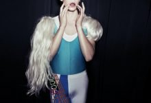 "Fashion photoshoot ""Circus"" 2012"
