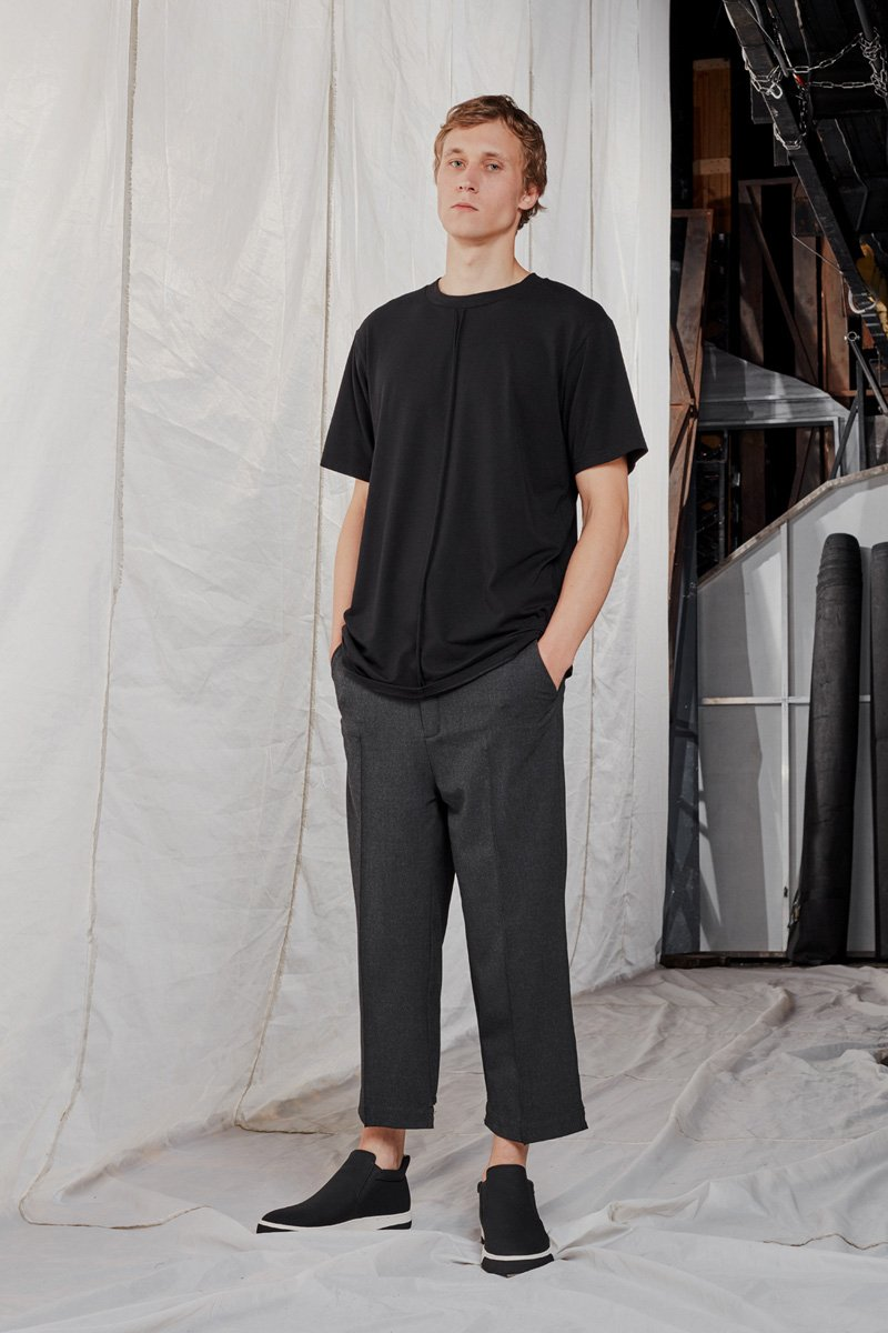OHMY_line t-shirt_ AW188117SMALL