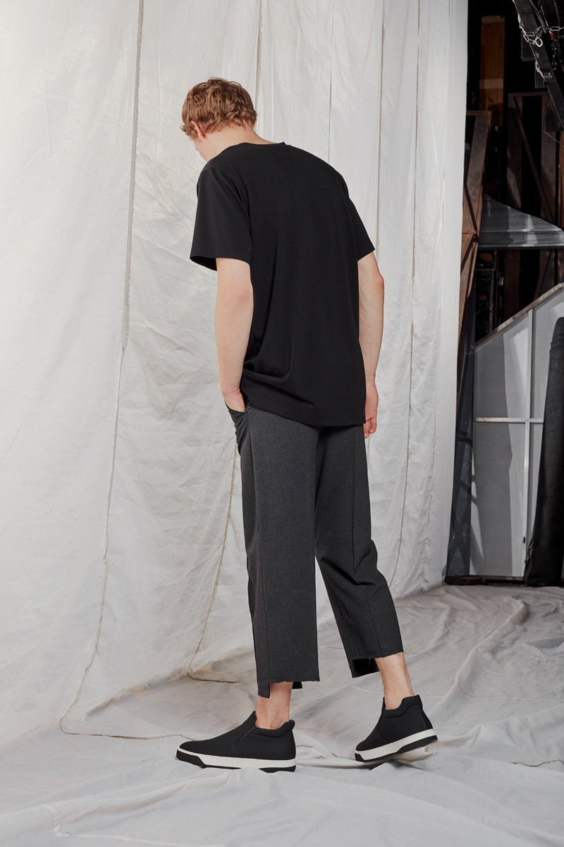 OHMY_line t-shirt_ AW188134SMALL
